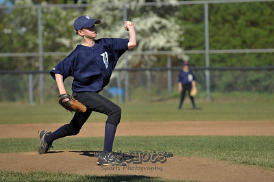 Inter-League Play (Home): Major Baseball DNLL Tigers vs. ERLL Yankees 05/19/08