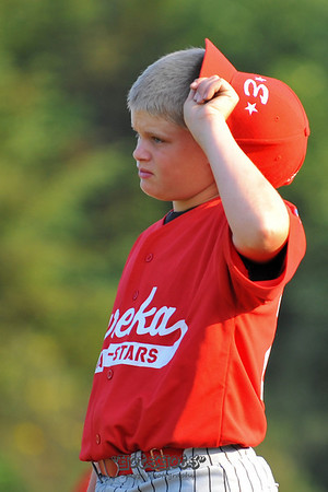 Major Baseball All-Stars 2008: D.N. vs. Eureka 07/07/08