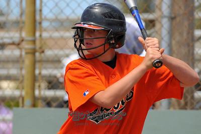 TOC Major Division: Orioles vs. BL/Fieldbrook Pirates 06/15/08
