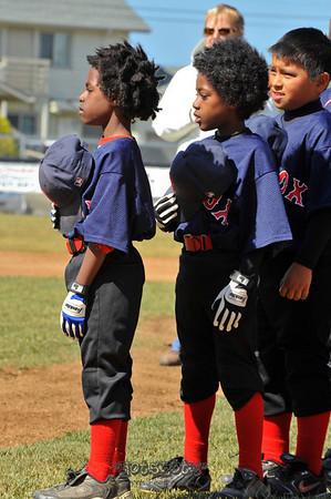 TOC Major Division: Pirates vs. Red Sox 06/15/08