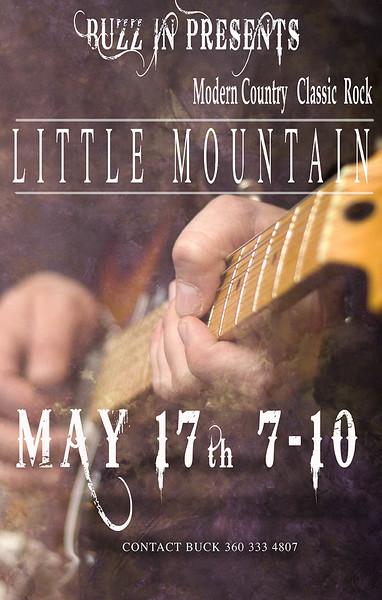 Little Mountain #6 poster web