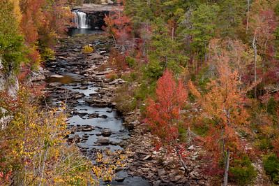 Little River Canyon and Fort Payne