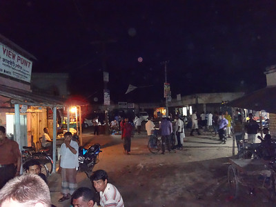 Little Village/Shopping area outside Academy