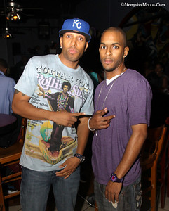 Gyft (L) & C.Diddy (R)