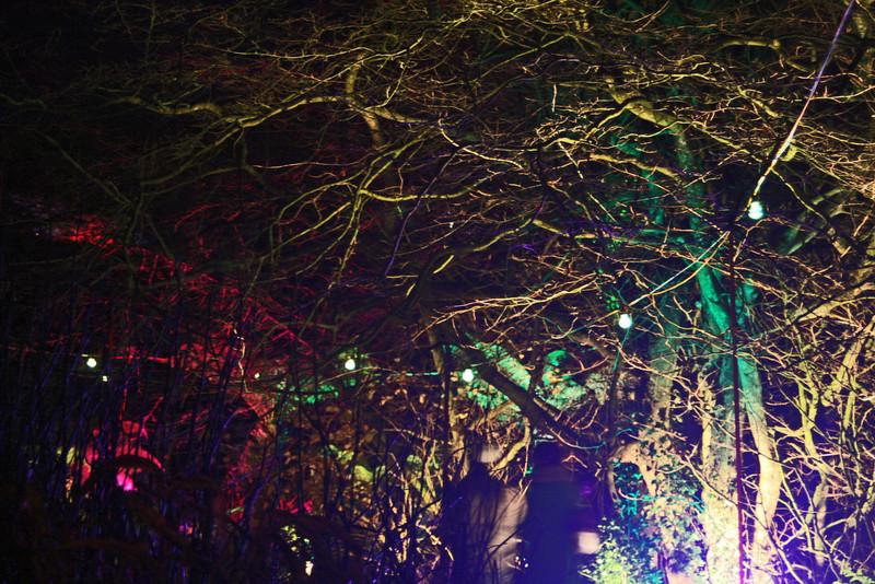 High,high avove illuminated- Ness
