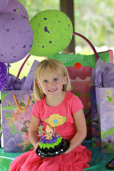 Livia's Birthday