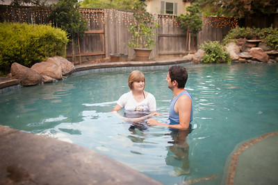 Livi's Baptism