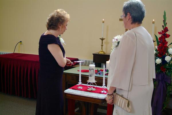 Liz and Shawn Ceremony