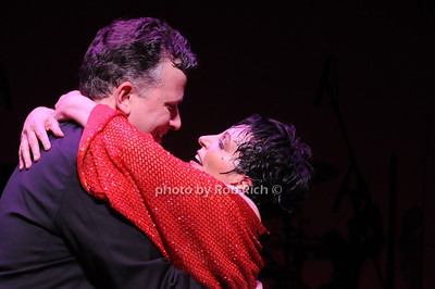 Billy Stritch, Liza Minnelli photo by Rob Rich © 2008 robwayne1@aol.com 516-676-3939