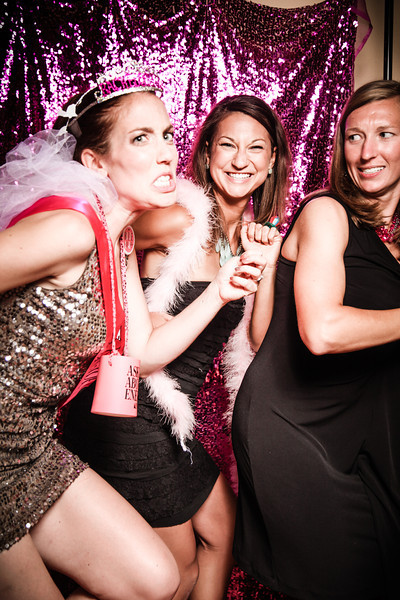Liz's Bachelorette Party Photobooth