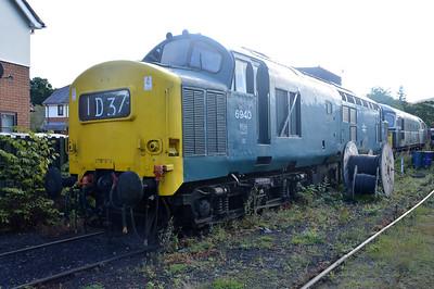 Class 37 6940 (37240)    26/08/15