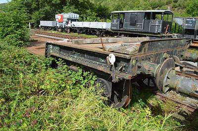 PSTO 1 MOD 30t Bogie Well Trolley    24/08/15