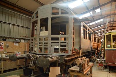 DW150313 GWR Rail Motor Coach    26/08/15