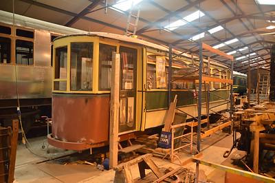 No5 4w Single Deck Enclosed ex Dudley & Stourbridge    26/08/15