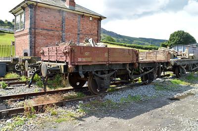 DB982197 12t 3 Plank Ballast   24/08/15