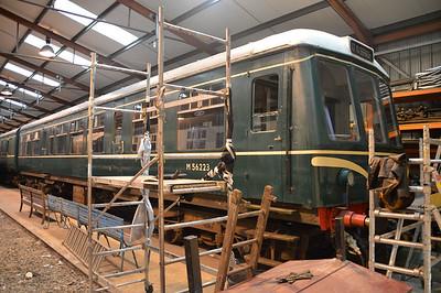 Class 108 DMU M56223 DTCL    26/08/15