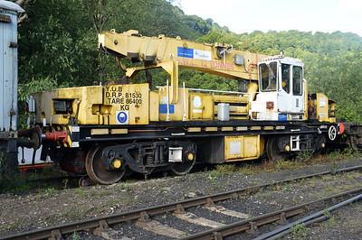 DRP81530 12t Plasser & Theurer Diesel Crane   26/08/15