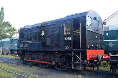 Class 08 13265 (08195)    26/08/15