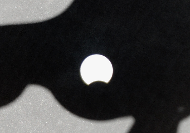 Partial Eclipse May 20, 2012