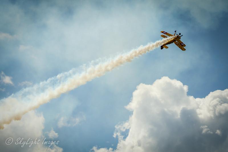 New Garden Festival of Flight Airshow 2014