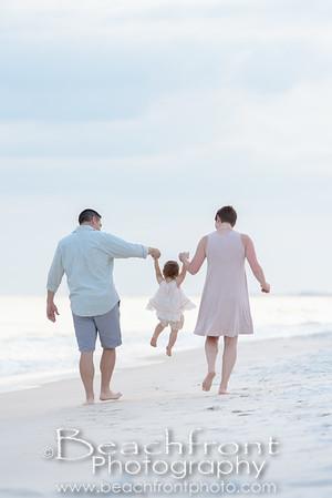 Okaloosa Island, Fort Walton Beach Family Portrait Photographer