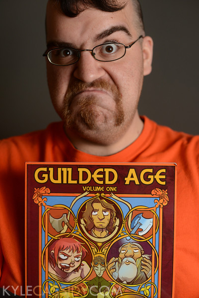 "phil khan - writer ""Guilded Age"""