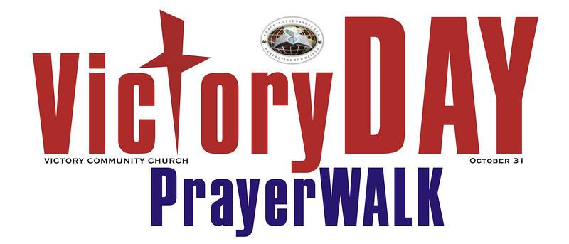 VCC T Shirt prayer walk