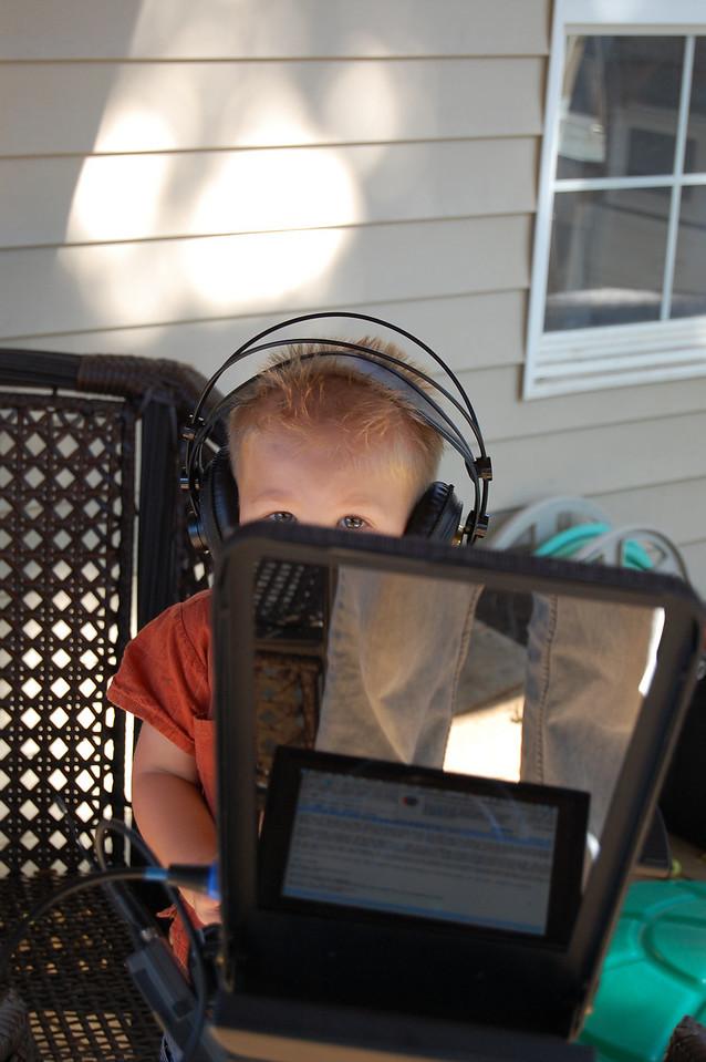 Loki Directing GeekBrief.TV #4