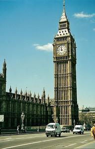 Scan of Big Ben clocktower SM