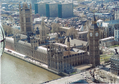 Scan of Westminster from Eye 2