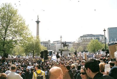 Netanyahu Rally, London 6 May 2002 1 SM