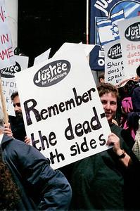 Netanyahu Rally, London 6 May 2002 8 SM