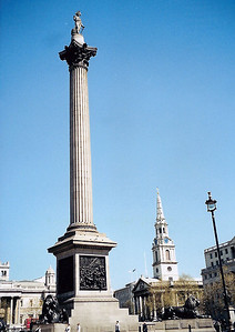 Scan of Nelson's Column SM