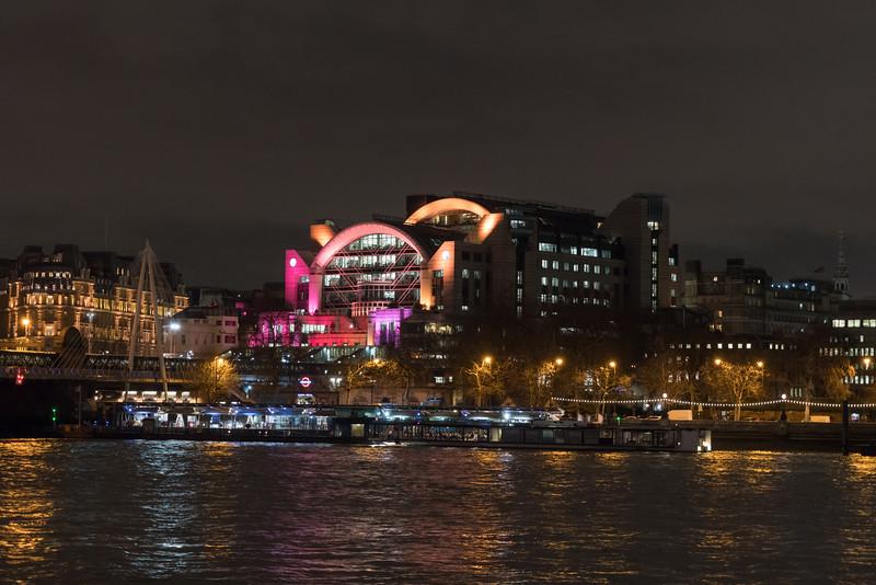 London @ South Bank, City of London,England