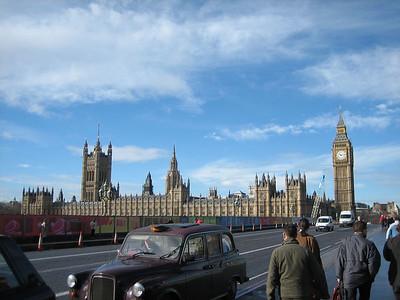 London / Algeria Feb. 2006