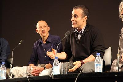 London International Film Festival Persian Cats Panel