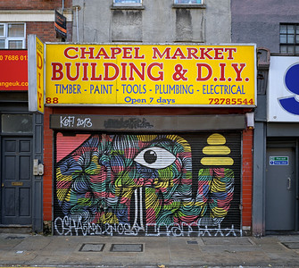 Chapel Market, September