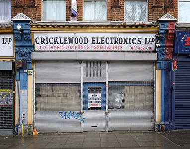 Cricklewood Broadway, March
