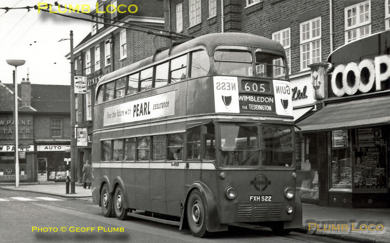 No. 1522, King Street, Twickenham, 6th May 1962