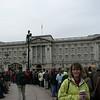 Steph at Buckingham Palace.  P1010291.JPG