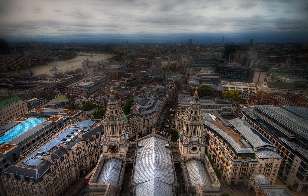 St Paul's View