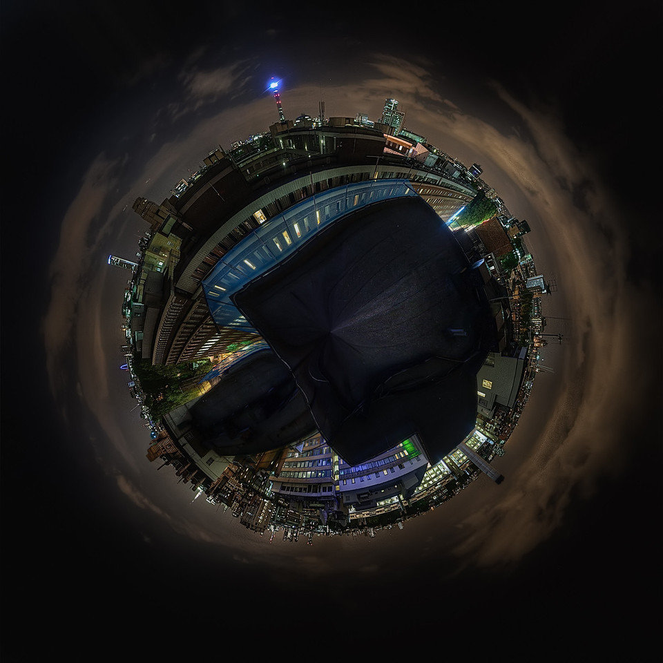 Panoramic Planet - London
