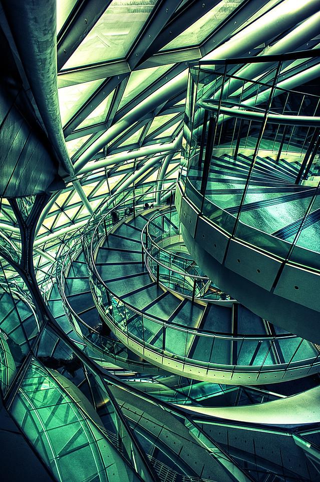 Escher in Absinthe