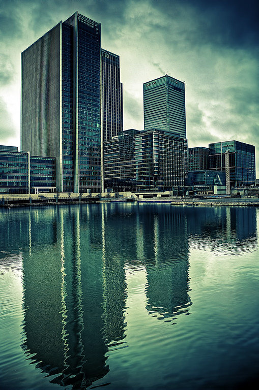 Reflected City