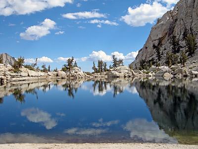 Lone Pine Lake, Mt. Whitney trail
