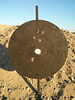 Five hits on the 500 Yards Steel Plate.<br /> <br /> Shooting the CZ.