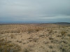 """Looking north while heading back to the """"trailhead."""""""