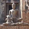 Wat Phra Prang Sam Yot, Lopburi, Buddha