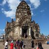 Monkey Island, er, Wat Phra Prang Sam Yot, Lopburi