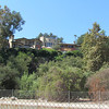 "A large home on the west side of the arroyo.  This house was used in the American film version of the movie ""Clue."""
